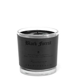 Archipelago Archipelago Black Foresr Letter Press Candle