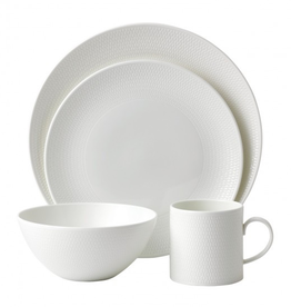 Wedgewood GIO 4 Piece Place Setting