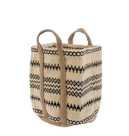 Indaba Alaska Jute Storage Basket