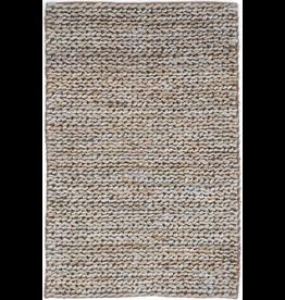 Dash & Albert Jute Woven Seaglass Rug 5x8