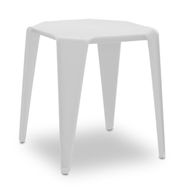 mobital Yatta End Table/Stool White