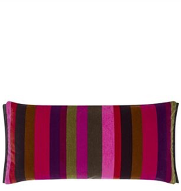 Designer's Guild Lambusa Cushion Berry