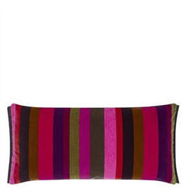Designer's Guild Lambusa Cushion Berry