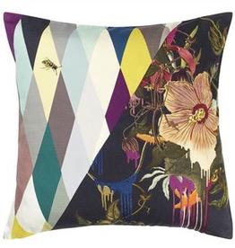 Designer's Guild Christian Lacroix Orchid's Mascarade Multicolore Cushion