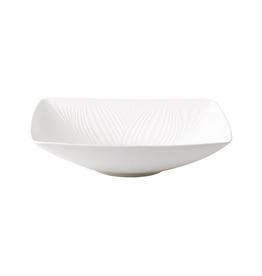WWRD White Folia Sculptural Bowl