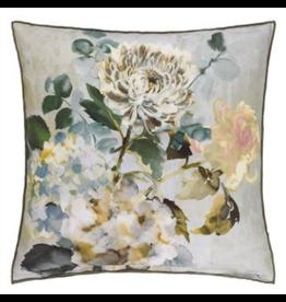 Designer's Guild DG Adachi Celedon Throw Pillow