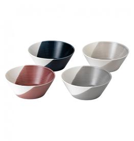 WWRD Bowls Of Plenty Small, Set of 4