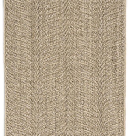 Dash & Albert Wave Natural Woven Sisal Rug 3X5
