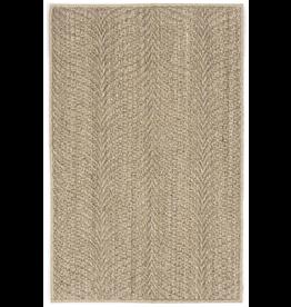 Dash & Albert Wave Natural Woven Sisal Rug 3X5