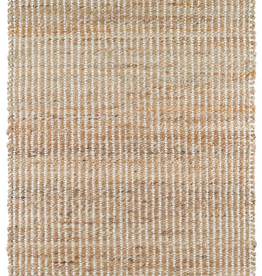 Dash & Albert Gridwork Ivory Woven Jute Rug