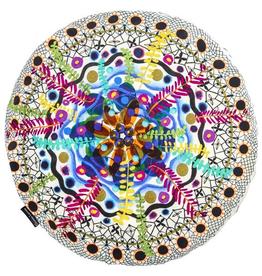 Designer's Guild Rosetta Multicolore 18x18