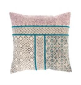 Indaba Mahala Stonewashed Cushion 20x20