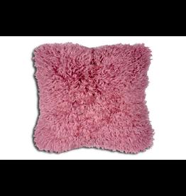 Alamode Khulan Rose Cushion with feather filler