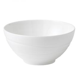 "WWRD Jasper Conran Swirl Gift Bowl 5.5"""