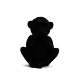 Bonavista Speak Monkey Deco Piece Black