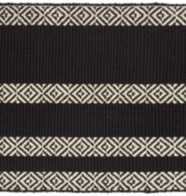 Bonavista Aerin Black Jute Rug 36 x 60