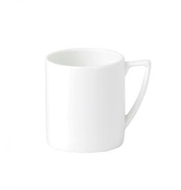 Wedgewood Jasper Conran white bone china espresso cup