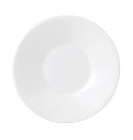Wedgewood Jasper Conran white bone china espresso saucer