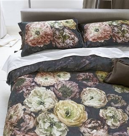 Designer's Guild La Poeme de Fleurs Midnight King Sham 91x50cm