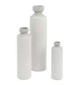 Bonavista Oretta Medium Ceramic Vase Taupe