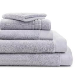 St. Geneve Puro Bath Towel SIlver