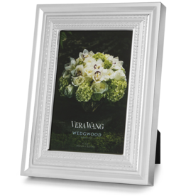 Wedgewood Vera Wang With Love Noir 4x6 Frame