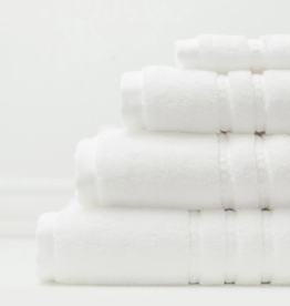 Cuddle Down White Portofino Bath Towel