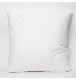 Pillow Decor 24x24 Cushion Filler Feather
