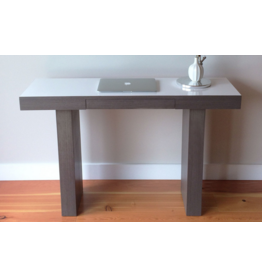 Style in Form AIM Kitten Hall Table - Grey