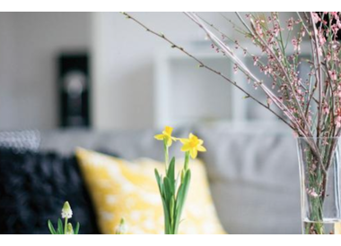 INSPIRING DECORE CHANGES FOR SPRING