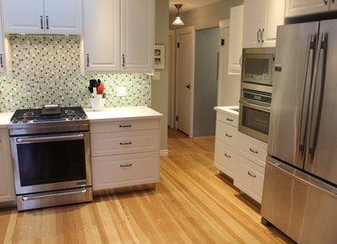 Kitchen / Bath Reno - Victoria Ave