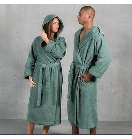 St. Geneve Abyss Capuz Atmosphere XL Robe with Hood