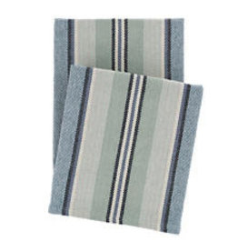 Dash & Albert Barbados Woven Cotton Throw