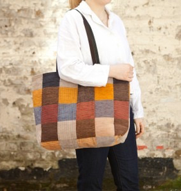 Wallace Sewell Kandinsky Bag Light-Wool-Cotton