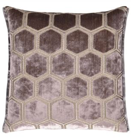 Designer's Guild Manipur Amethyst Cushion