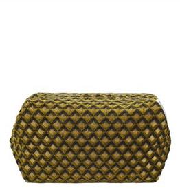 Designer's Guild Portland ochre medium washbag