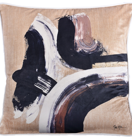renwill Jemro Toss Cushion with Feather Filler 20X20