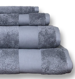 Cuddle Down Dark Grey Alexandria Wash Towel