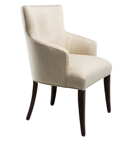Vogel 256 Accent Dining Chair with  Arm
