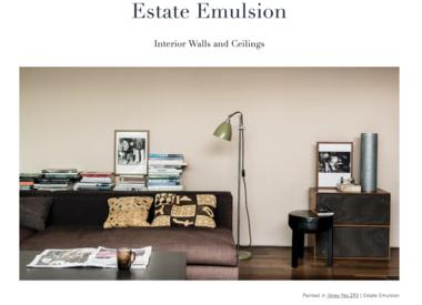 Estate Emulsion