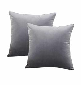 Velvet Cushion Cover 20x20