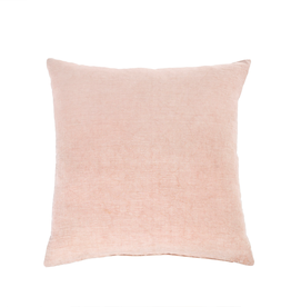 Indaba Nala Linen Pillow, Coral 20 X 20