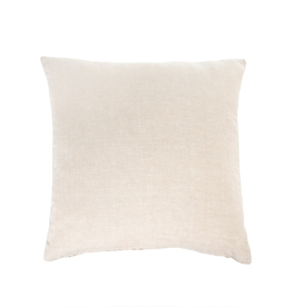 Indaba Nala Linen Pillow, Sand 20 X 20