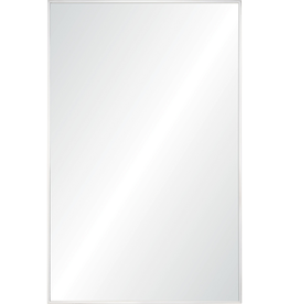 """renwill Crake  Polished - Stainless Steel Mirror 24"""" X 36"""""""