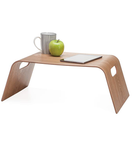 Torre & Tagus Kento Curved Wooden Breakfast Tray