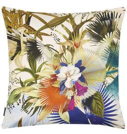 Designer's Guild Oiseau de bengale marais cushion