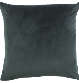 renwill Bengal Dark Olive Linen Back Cushion
