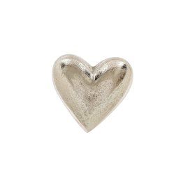 Indaba Silver Heart Small