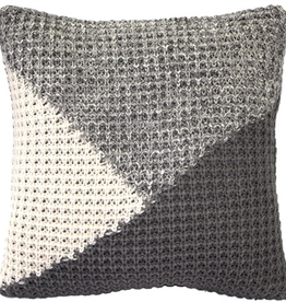 Pillow Decor Hygge North Star Knit Pillow