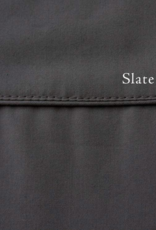 Cuddle Down S Percale Deluxe Sheet Queen-Queen Fitted-#92 Slate